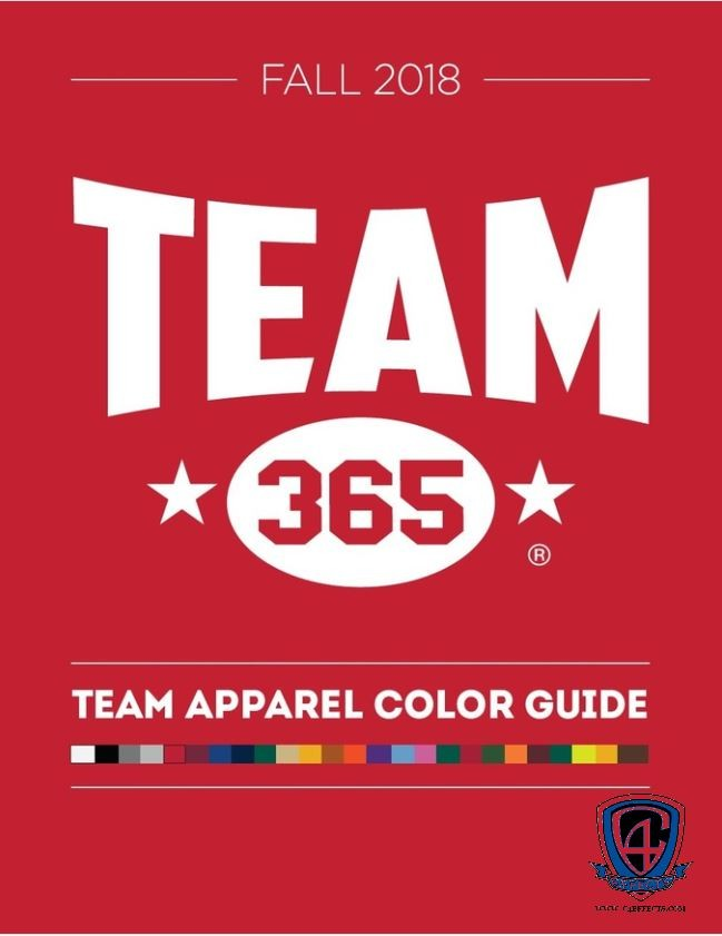 AB TEAM APPAREL & COLOR GUIDE