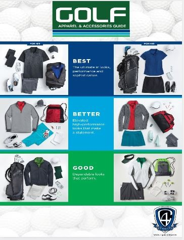 Golf Apparel and Accesories Guide
